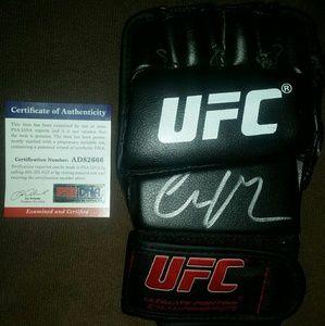 """Notorious"" Conor McGregor Signed UFC Glove"
